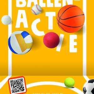Jumbo Stiens zamelt ballen in voor lokale sportclubs