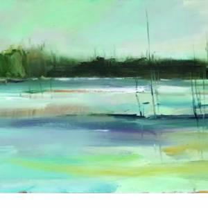 Thuisexpositie Hendrik Elings aan de Oude Bildtdijk