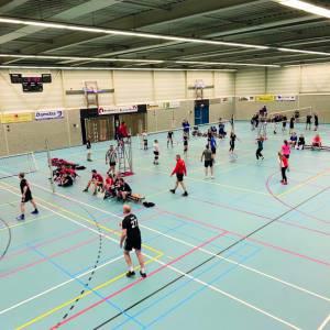 Sport verbroedert in het Bildt