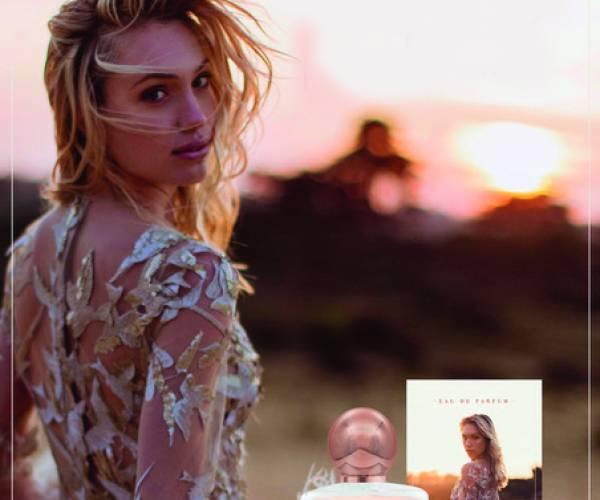 Winnares Hollands Next Top Model 2016 Akke Marije onthult 2e editie parfum: 'Pure by Akke Marije'