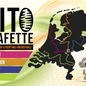 MITO Estafette start in het Noorden van Friesland en gaat langs gezinnen die te maken hebben met energiestofwisselingsziekten
