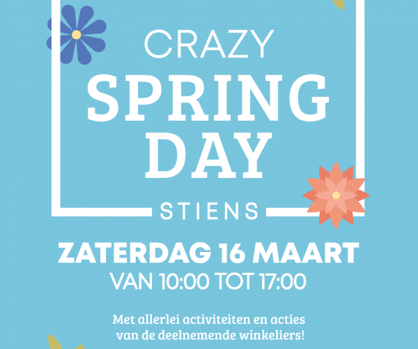 Crazy Spring Day