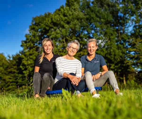 Hanneke Hoffmann draagt praktijk over aan FysioStiens  'Het blijft nuttig om ouders te vertellen hoe belangrijk kinderfysiotherapie is'