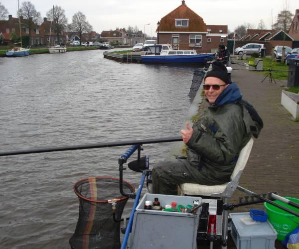 3e Winter viswedstrijd