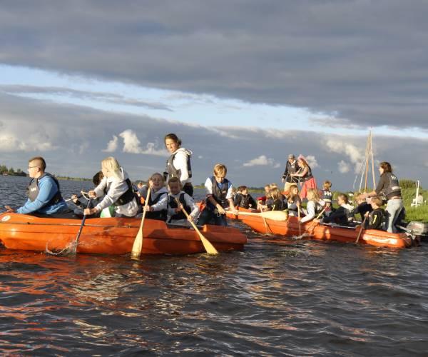 Stipe foar skoallen dy't Fryske groepsakkommodaasjes boeke