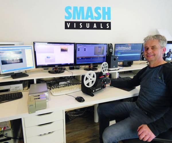 Smash Visuals laat dierbare herinneringen weer tot leven komen