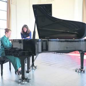 Pianoconcert in De Groate Kerk St.-Jabik