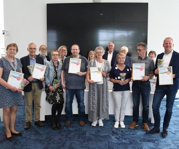 Eerste Fairtrade en MVO certificaten uitgereikt