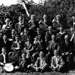 Jubileumboek Brassband 'Looft den Heer' Bitgummole