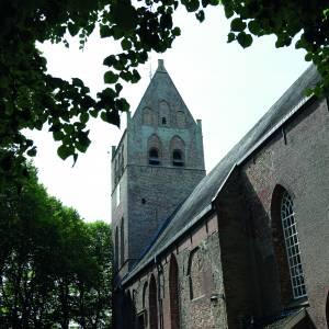 De Protestandse kerk in Stiens start met kerkdiensten