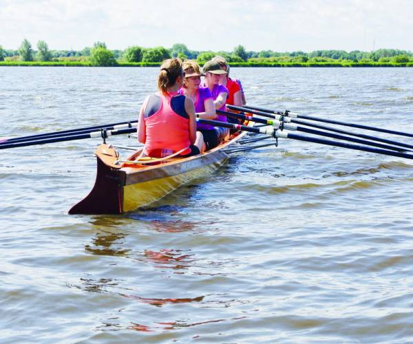 Open Dag Roeivereniging Epsilon