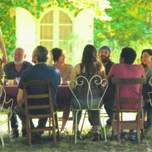 Filmhuis Stiens: Frans familiefeest loopt uit de hand
