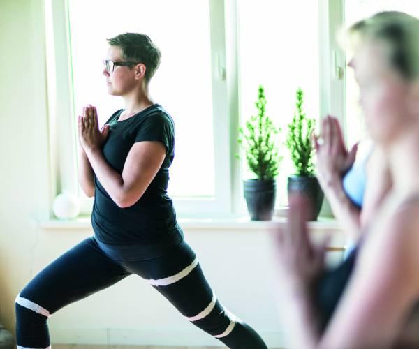 Kennismakingslessen Integrale Yoga in Hallum, Lekkum, Oude Bildtzijl en Ternaard (nieuw)
