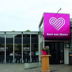 """""""Hart van Stiens"""" hét centrum voor Sport, Gezondheid & Beauty in Stiens!"""