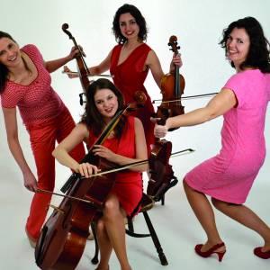Strijkkwartet Regina Forte met klassiek Russisch repertoire