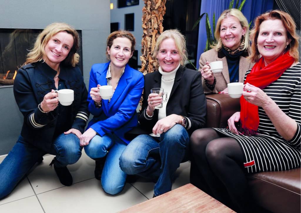 Projectteam van Lionsclub Leeuwarden Leowardia