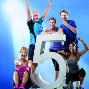 Grote fitheidsactie 'Fit in 5 weken' bij Benefit Lifestyle Club Sint Annaparochie