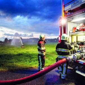 Brandweer Fryslân zoekt nieuwe collega's