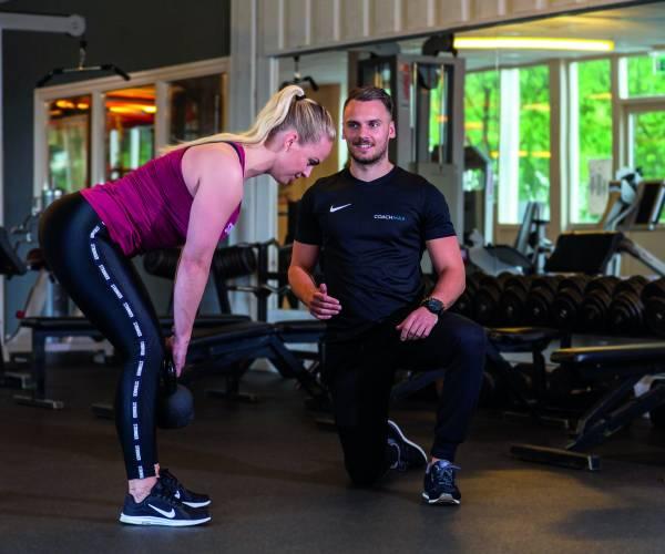 Sportschool en personal trainer slaan handen in één!
