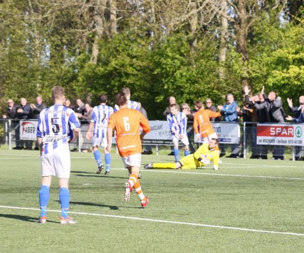 De Derby van Noordwest-Friesland: SC Berlikum - VV Minnertsga