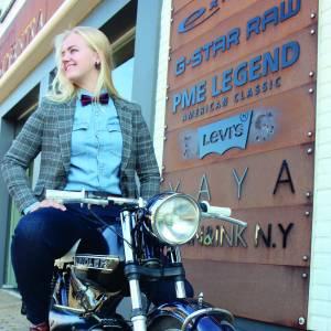 Distinguished Gentleman's Ride: stijlvol gekleed op oude motoren voor een goed doel