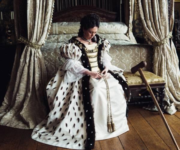 'The Favorite' kostuumfilm over intriges aan Britse hof