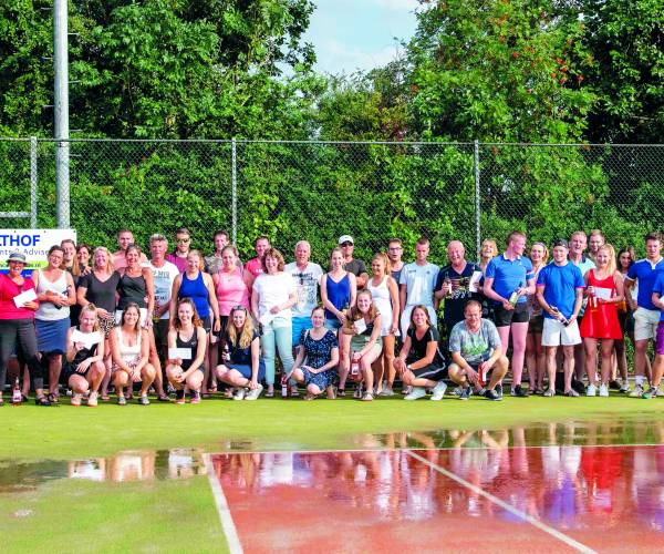 Pieter-Dirk Gerritsen verrassende winnaar Althof Accountants & Adviseurs Stienser Open tennistoernooi