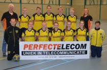 Perfect Telecom shirtsponsor van CSL B1