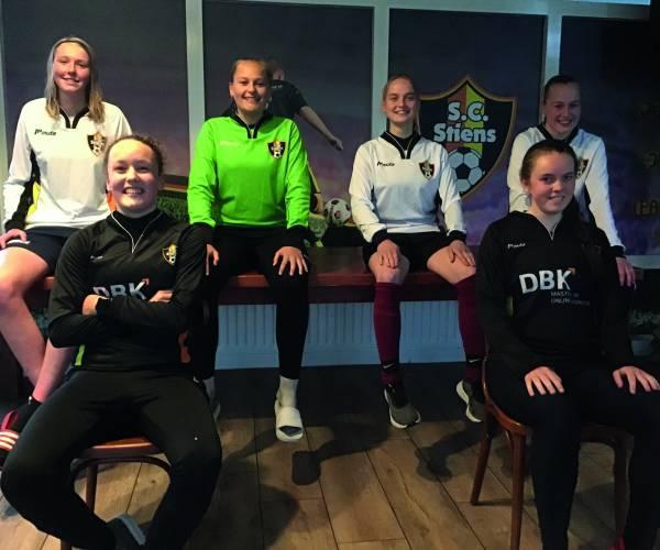 S.C. Stiens vrouwen bereiden zich voor op nieuwe seizoen