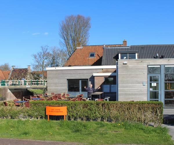 Eeterij-café 'De drie Gemeenten'  in Alde Leie weer open