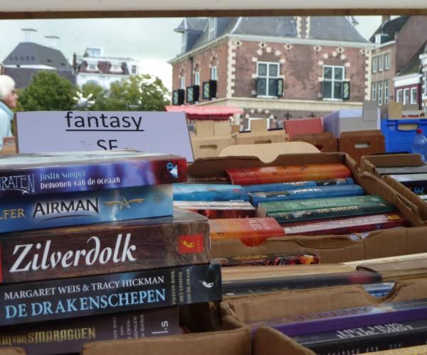 Cuperus boekenmarkt Leeuwarden