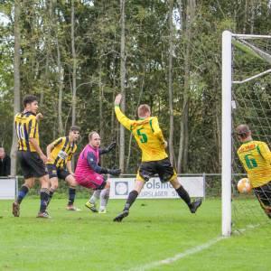 DTD1 versus Lac Frisia, eindstand 0-2