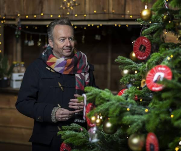 Warme Kerst in dbieb met Joris' Kerstboom