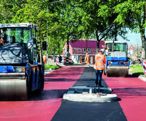 Werken aan verkeersveilige schoolomgevingen