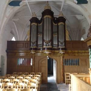 Hardoff-orgel klinkt weer in de Johanneskerk Britsum