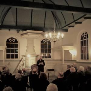 Drie vertellers op verhalenavond Oude Bildtzijl