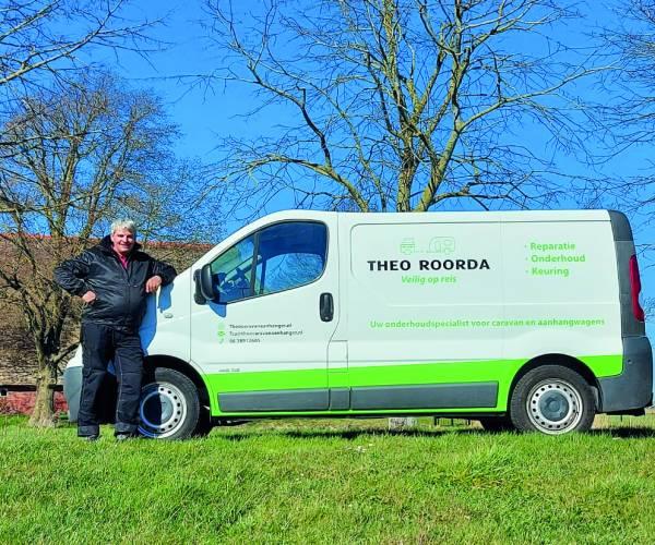 Veilig op reis met Theo Roorda