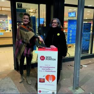 Lionsclub Leowardia organiseert wederom DE-waardepuntenactie voor voedselbank