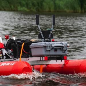 Presentatie aquatische drone ontwikkeling in Friesland