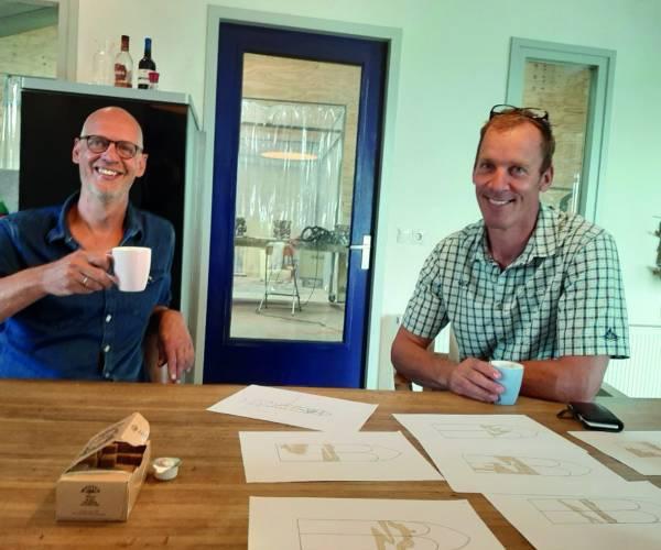 Afscheid Firma Hoogland uit Ferwert