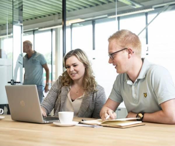 Friese Poort vestiging Leeuwarden/Dokkum start onderwijsprogramma voor uitstromers havo