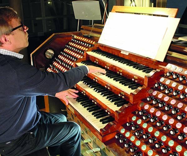 Orgelconcert Everhard Zwart in Ferwert op 27 september 2019