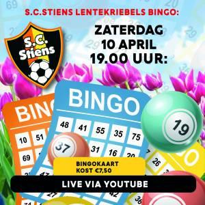 Lentekriebels Bingo S.C. Stiens