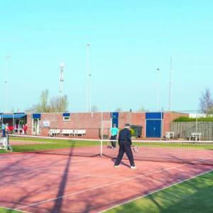 Tennisvereniging Stiens viert 50 jarig jubileum!