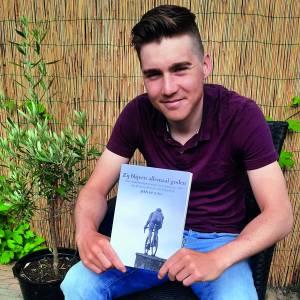 Ex-wielrenner uit Britsum schrijft boek over de Ronde van Frankrijk
