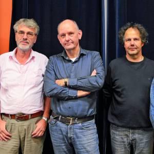 DeFries @ Nicolaaskerk Koarnjum tijdens 'Helden Fan Hjir'