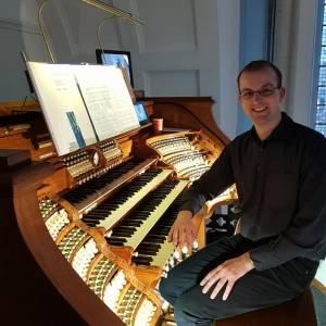 Orgelconcert Jochem Schuurman m.m.v. Marja Klazenga (trompet)