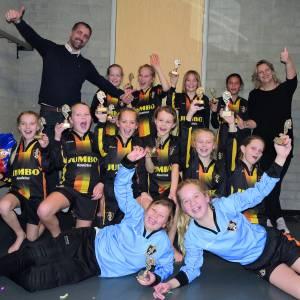 SC Stiens MO11 zaalkampioen
