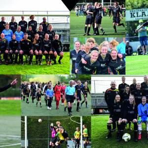 Vrouwenvoetbal-teams 1 en 2 van S.C. Stiens zoeken spelers