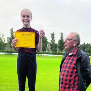 Uitslagen jeugdcompetitie 'Hilly Kuperus' 2021 Kc de Boer